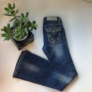 Rock & Roll Girls Jeans sz 14